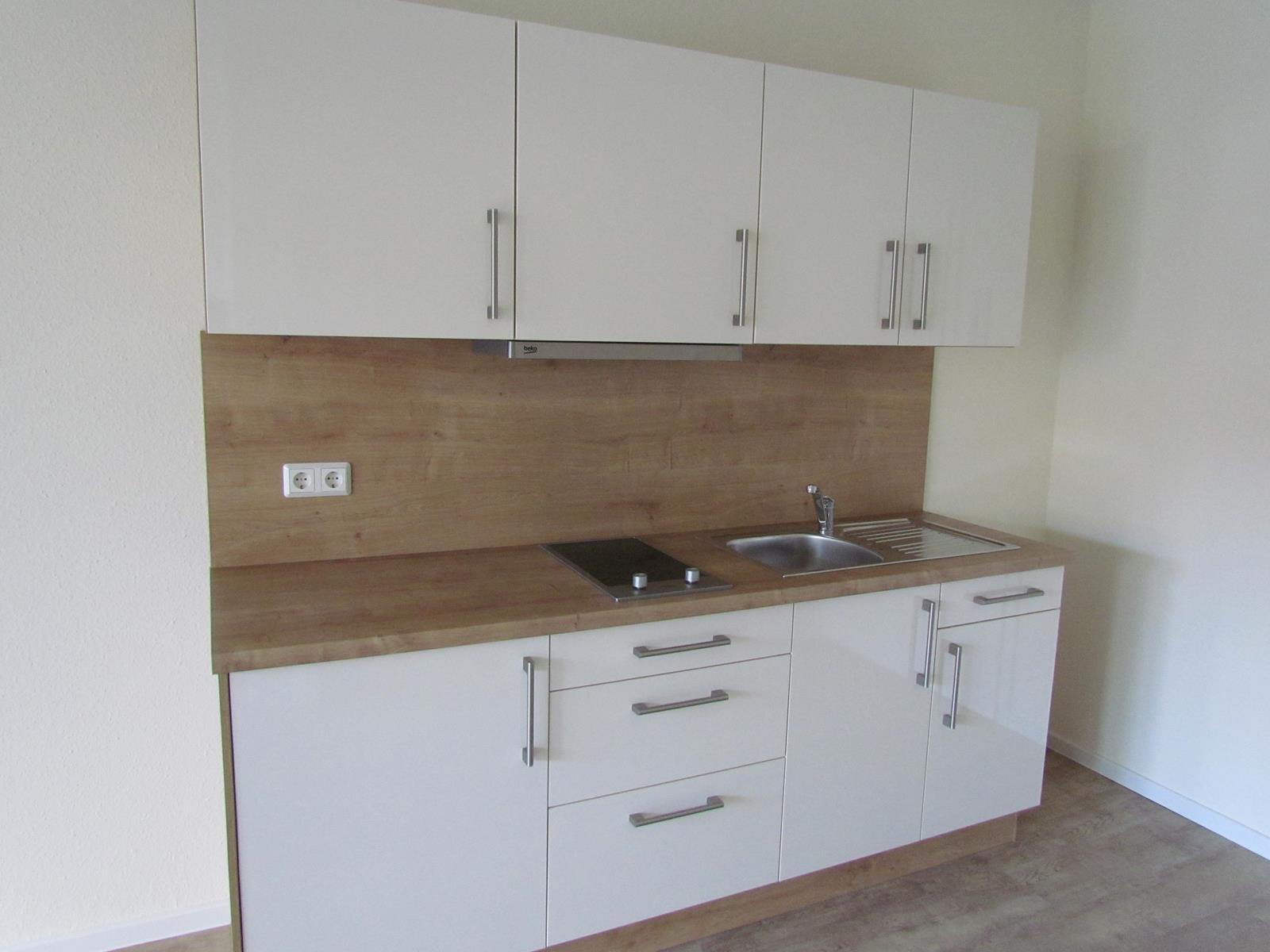 Einraumwohnung Standard Küche